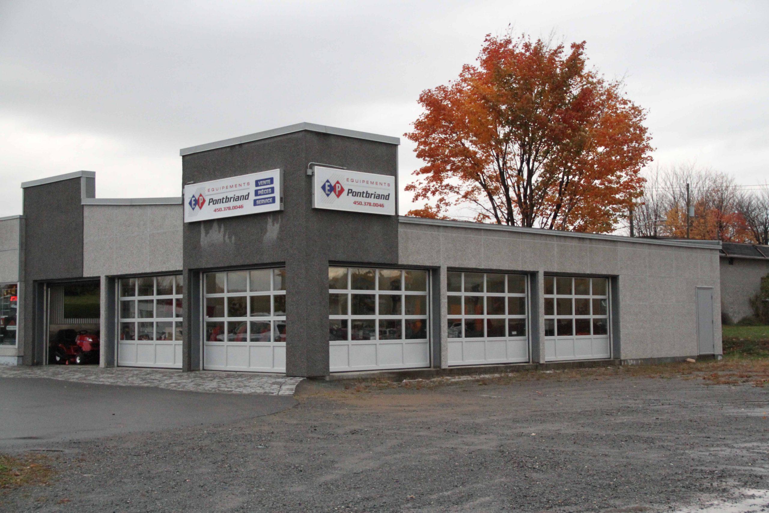 garage_construction1_Bernard Grondin Construction et renovation