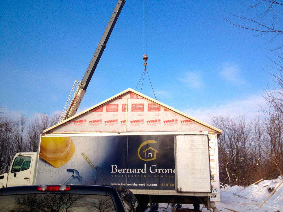 Bernard Grondin Construction Renovation_